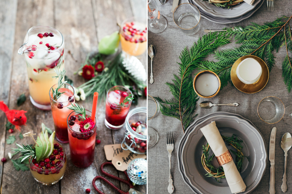 Holiday Entertaining Tips; Kate Davidson Design, Interior Design Tips for the Holidays